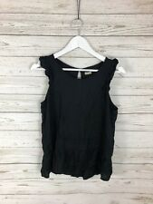 HOLLISTER Top - Size Medium - Black - New with Tags - Women's