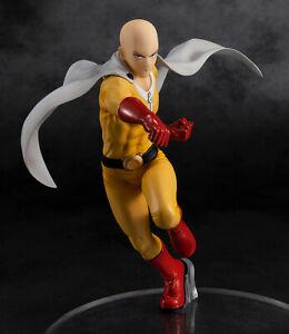 Saitama 'Hero Costume' - One Punch Man - GSC Pop Up Parade Original Figurine New