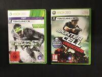 Tom Clancy's Splinter Cell: Conviction /  Splinter Cell Blacklist, Xbox 360