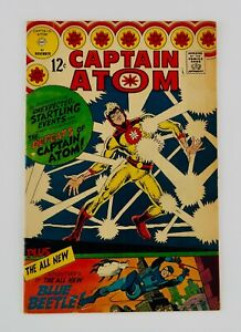 Captain Atom #83 First Print 1st Blue Beetle Ted Kord Appearance App No Reserve!