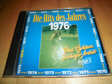 Die Hits des Jahres 1976 - Folge 2 CD Christian Anders Daffi Cramer Nico Haak