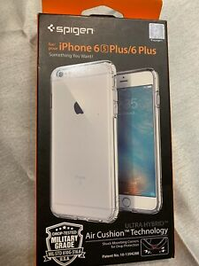 Spigen Ultra Hybrid - iPhone 6/6s plus - crystal