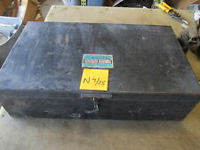 """Used Steel Fitted Roboimpact 1/2"""" Impact Tool Case, for Military Impact Tool"""