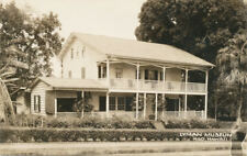 Hilo HI * Lyman Museum RPPC  ca. 1920s