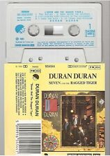 DURAN DURAN cassette K7 tape SEVEN AND THE RAGGED TIGER france 1654544