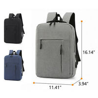 Laptop Backpack Business Travel Computer Bag With USB Charging Port Waterproof