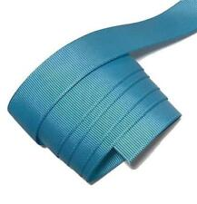 "5 yards Turquoise blue 7/8"" grosgrain ribbon by the yard DIY hair bows"