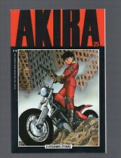 AKIRA #25 NEAR MINT- 9.2 1990 1st PRINT EPIC COMICS