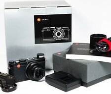 Leica X1 Large APS-C sensor Digital Camera - Boxed