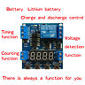 Timing and counting Multifunction voltage detection Module Timer Relay Module