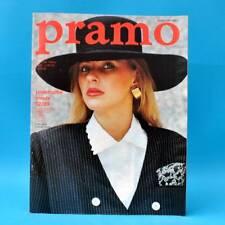 DDR Pramo 12/1989 Praktische Mode Schnittmuster F Kleider Blusen Röcke Puppen