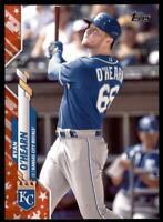 2020 Topps Series 2 Base Independence #389 Ryan O'Hearn /76 - Kansas City Royals