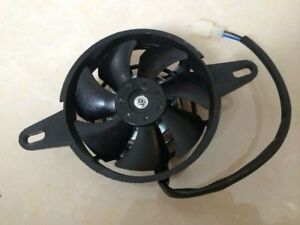 Motorcycle Electric Radiator Thermal Cooling Fan Oil /Water Cooler Buggy Go Kart