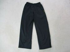 Nike Live Strong Pants Adult Extra Large Black Yellow Lance Armstrong Warm Up