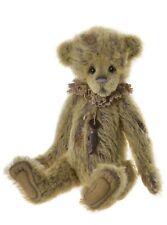"Waterlily Mohair Teddy Bear by Charlie Bears - 10"" SJ5928B"