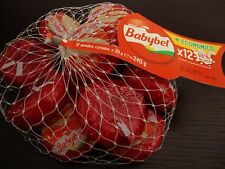 240 gr 12 Unit MINI BABYBEL CHEESE * 98% MILK * Part of the Growth of Children