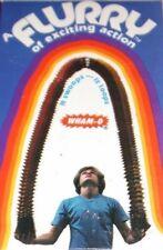 Vintage 1970's Original WHAM-O FLURRY - New Old Stock