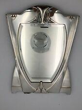 RARE. WMF Jugendstil Art Nouveau Secessionist table mirror c1906