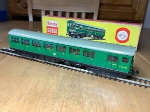 Hornby Dublo 2 Rail 2250 BR EMU Power Car with Green end panel Serviced/remaged