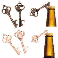 Wholesale Vintage Skeleton Key Bottle Opener for Wedding Favors Souvenirs Gifts