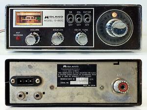 23 CH Mobile Citizen Band CB Radio Midland 13-882C