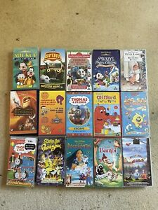 Collection Of Kids' Classics VHS Cassette