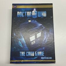 Doctor Who Dr The Card Game Treefrog Games Complete Bbc Tardis Science Fiction
