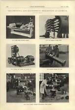 1921 Godfrey Automatic Cutting Machine Dorman Flexstel Pipe Joint