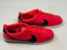 Nike Cortez Basic Leather PRRM Red Orbit Black Men's 12 807480 601