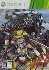 "USED Xbox 360 Onechanbara Z ~ Kagura ~ [CERO rating ""Z""] 70416 JAPAN IMPORT"