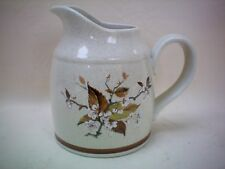 """Royal Doulton Wild Cherry LS1038 Large Milk Serving Jug 5"""" tall Excellent Cond"""