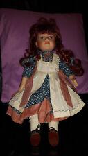 Alte Porzellan Puppe 40 cm