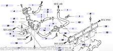 Nissan 14060-05U04 OEM Throttle Body to Equalizer Hose RB26DETT R32 R33 R34 JDM