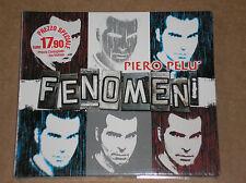 PIERO PELU' - FENOMENI - CD DIGIPAK SIGILLATO (SEALED)