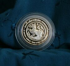 King Bhumibol Adulyadej Ministry of Defense 1995 Thailand 20 Baht Proof Coin b