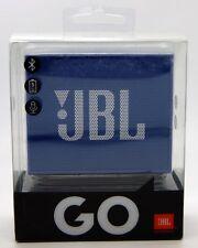 JBL Go Portable Wireless Bluetooth Speaker for iPhone X 8 7 / Samsung etc BLUE