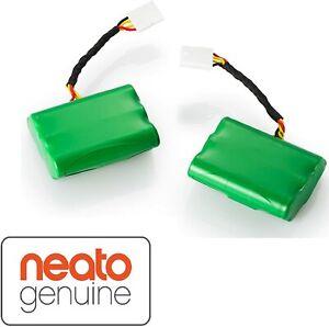 2 x Authentic Neato XV Batteries xv-12 xv-11 xv-14 xv-15 xv-21 205-0001 Genuine