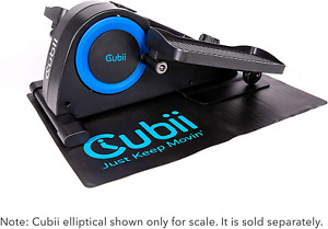 Cubii Workout Gym Mat Non Slip Surface Protects Hardwood Floors And Carpets