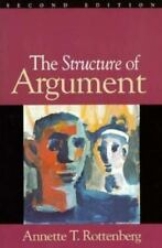 The Structure of Argument 2nd edition