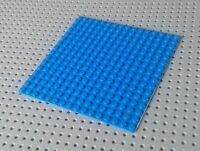 Lego Baseplate 16x16 [3867] Blue x1