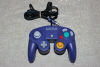 Original (OEM) Indigo Nintendo GameCube controller (DOL-003) - TESTED