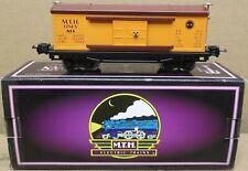 MTH Tinplate 10-3003 No. 814 Boxcar O-Gauge LNIB