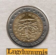 Vatican 2005 2 Euro BU FDC Siege Vacant 60000 exemplaires Provenant BU