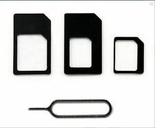 Micro Nano SIM Card Adapter Connector kit [LOCAL PICKUP Toronto] iPhone Huawei