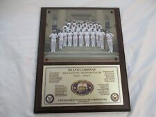 Us Navy Supply Corps School Bqc Class 07002 Second Battalion Picture Plaque