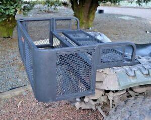 ATV / Quad Farm Heavy Duty Rear Drop Baskets
