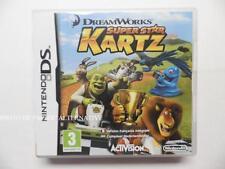 jeu SUPER STAR KARTZ sur nintendo DS en francais game juego spiel gioco complet