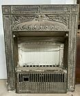 Cast Brass Fireplace Inserts Antique  4 Available