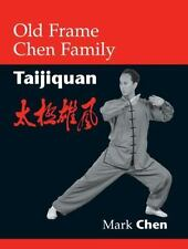 Old Frame Chen Family Taijiquan By Mark Chen VG & On SALE!