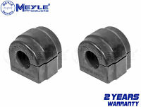FOR BMW X5 E53 FRONT ANTIROLL D STABILISER BUSH BUSHES ANTI ROLL MEYLE PAIR